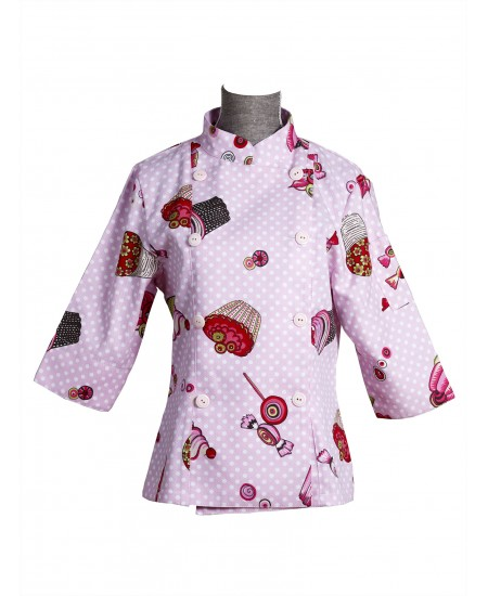 Sweet girl jacket kitchen