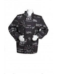 Sweet unisex jacket kitchen