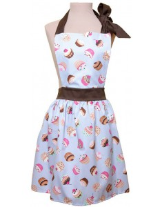 Vintage Apron Nadine cup-cakes