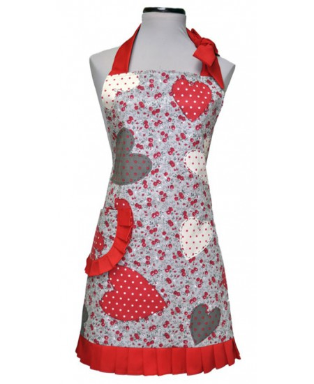 Vintage Apron woman Helen Love
