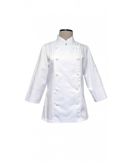 Sweet jacket Jacket kitchen white
