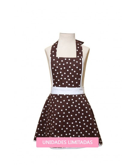 Vintage Apron Angie girl