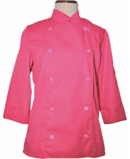 Sweet kitchen jacket Jacket Fuchsia