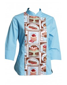 Sweet Cake Jacket kitchen