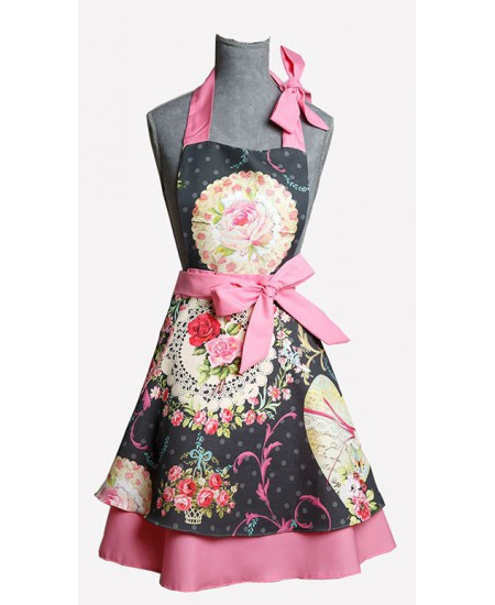 Vintage apron Wendy Love