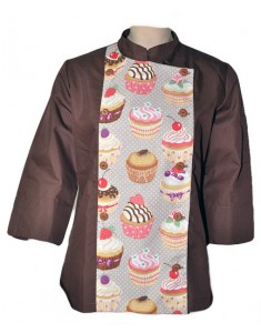 Jacket jacket kitchen Sweet Sweet Beig